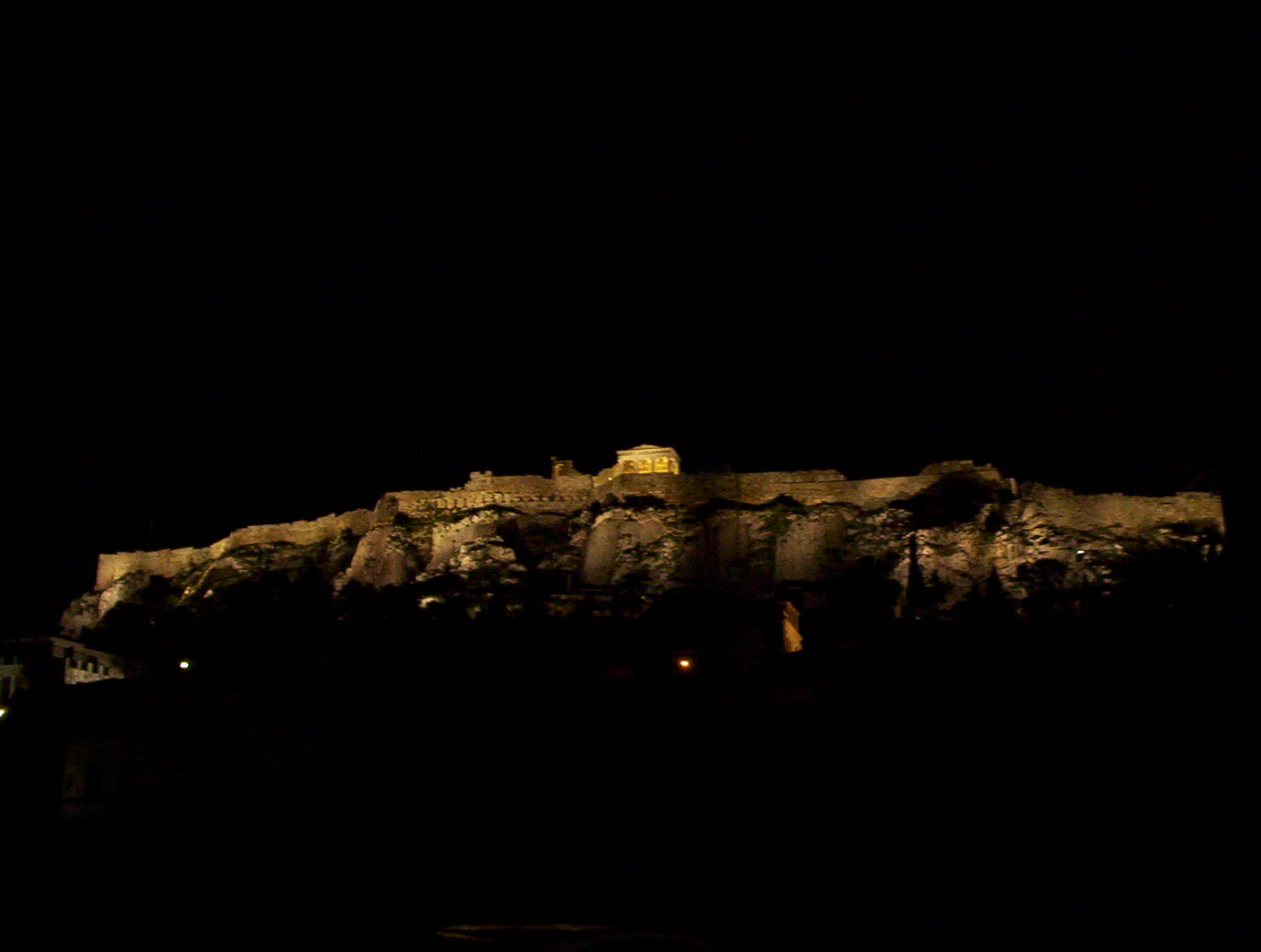 Acropolis by Night...